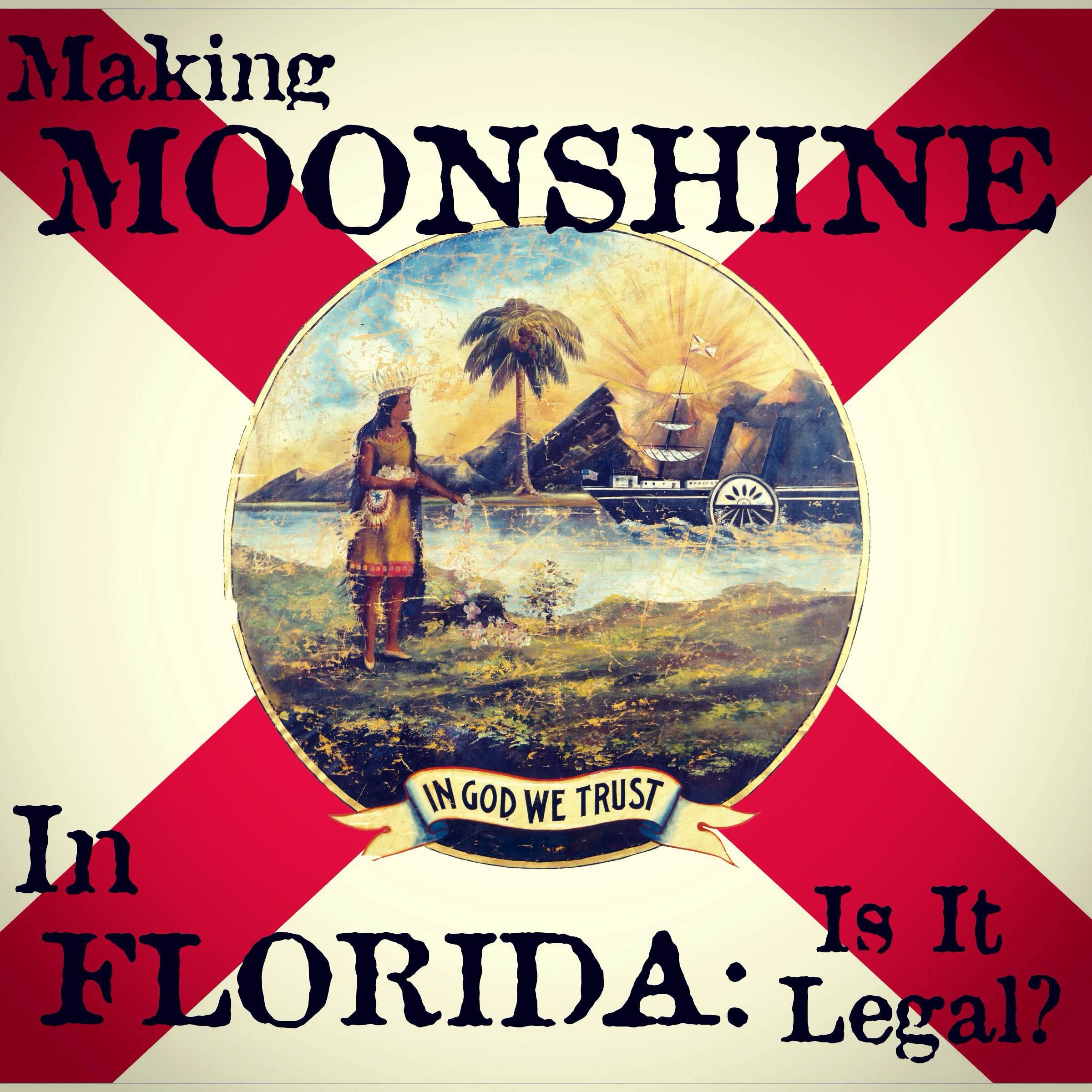 Home Distilling Laws: Is It Illegal To Make Moonshine in Florida